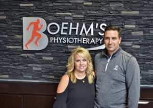 Boehm's Physiotherapy Team in Martensville Clinic