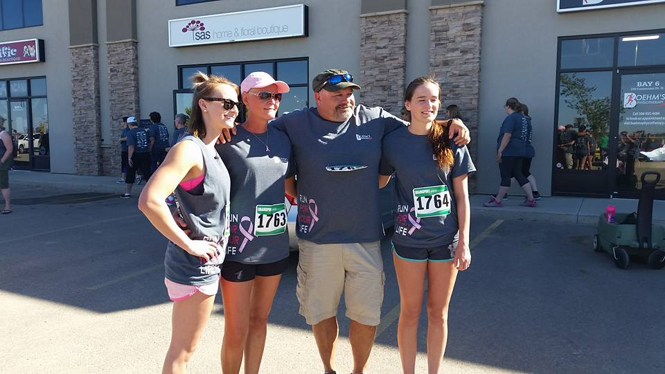 Boehm's Physiotherapy Running for Charity